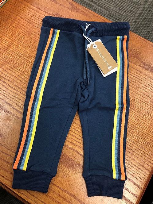 Bampidano Organic Cotton Trouser/Jogger, 6/9m - 12/18m