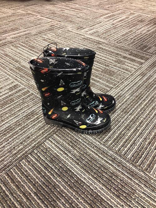 Rain Boots, Illuminating
