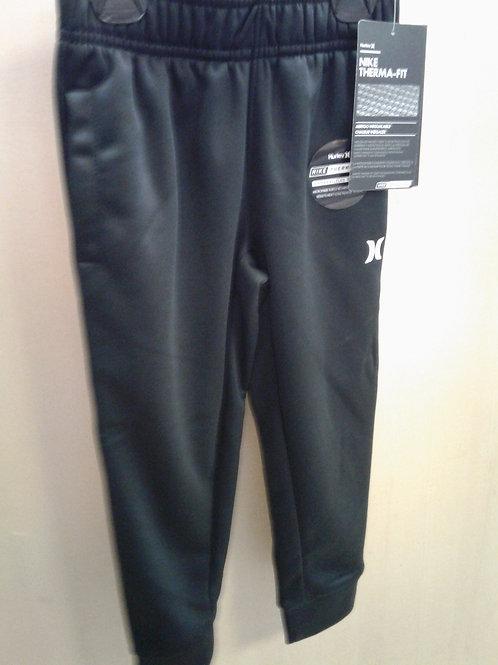 Hurley track pant, black