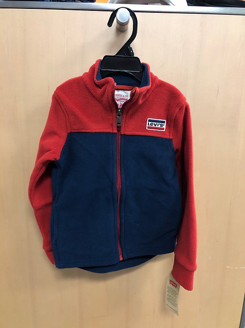 Levi's Fleece Jacket/Sweater, 4-7