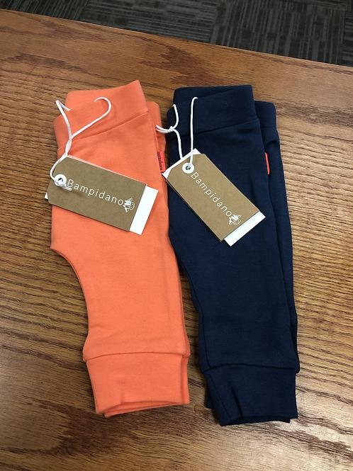 Bampidano Organic Cotton Trouser/Jogger, 0/1m - 6/9m