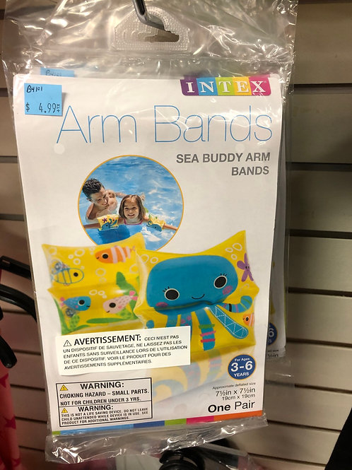 Arm Bands, 3-6yrs