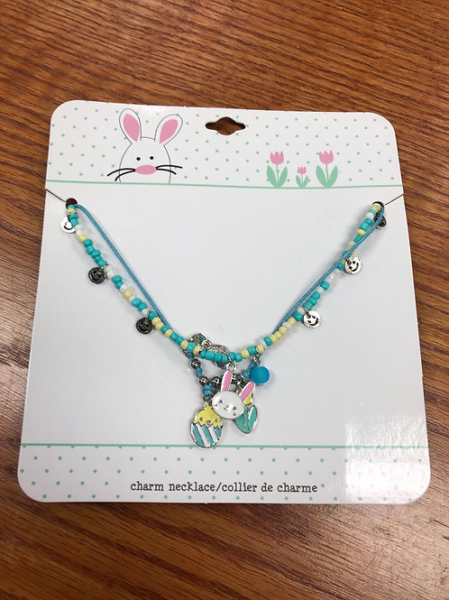 Easter Charm Necklace