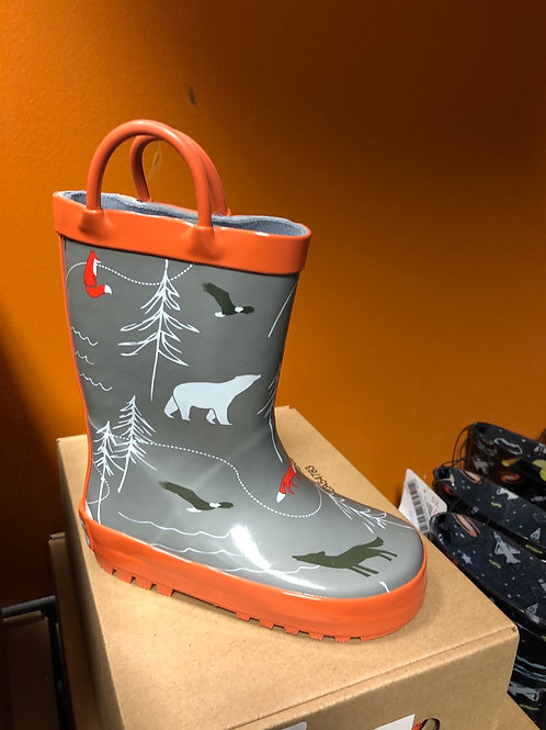 Toddler Rain Boot, Rockies