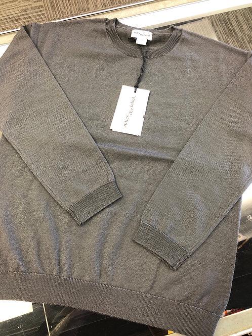 Miles Merino Wool Sweater, 7/8 - 12/14