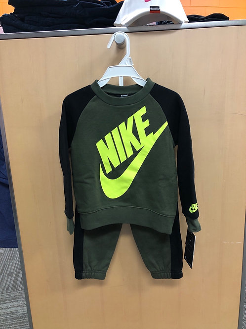 Nike Crew Sweater Set, 4T