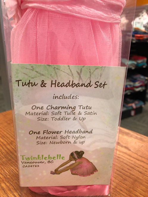 Tutu & Headband Set