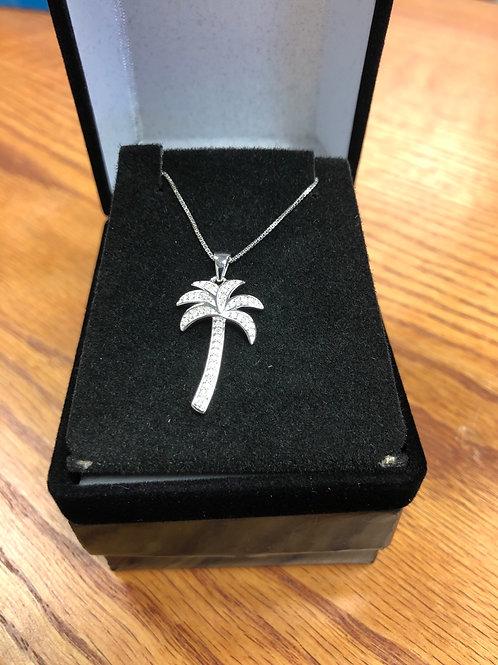 "18"" Diamond Necklace"