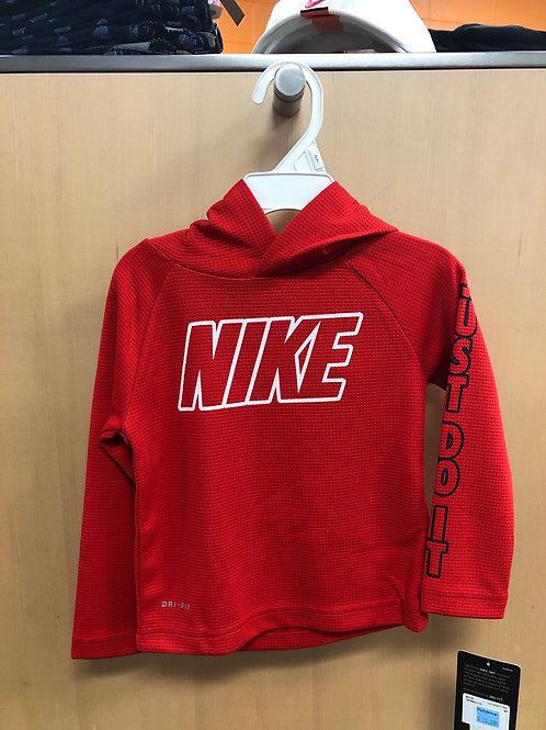 Nike Dri-Fit Lightweight Hoodie, 2T-4T
