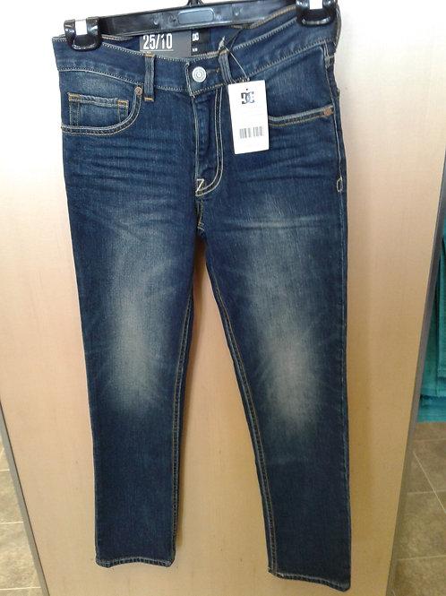 DC denim jeans, blue