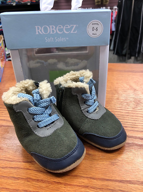 Robeez Cozies, Green