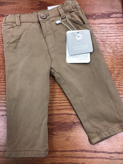 Mayoral Twill Trouser