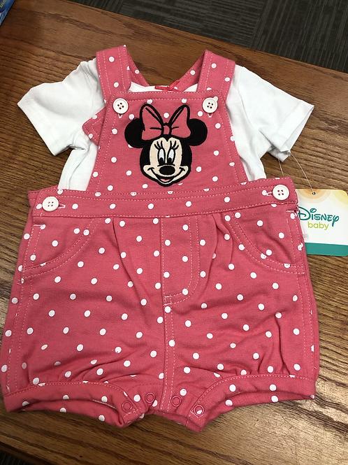 Disney Baby 2pc Set, 0/3m - 6/9m