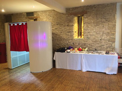 White Booth Great Tythe Barn