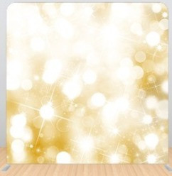 Gold Sparkle Backdrop