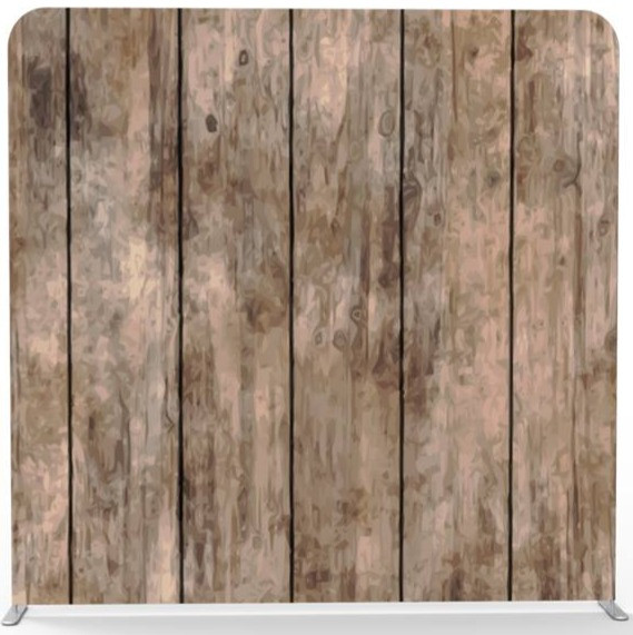 Rustic Planks Backdrop