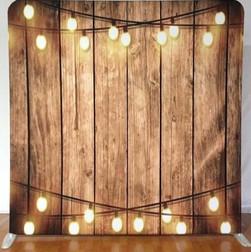 Rustic Lanterns Backdrop