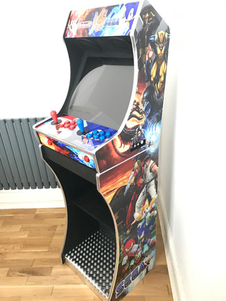 Retro Arcade Hire