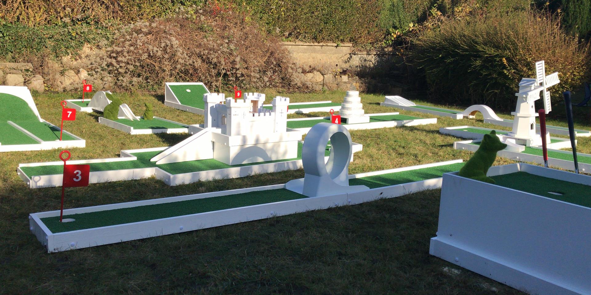 Wedding Crazy Golf