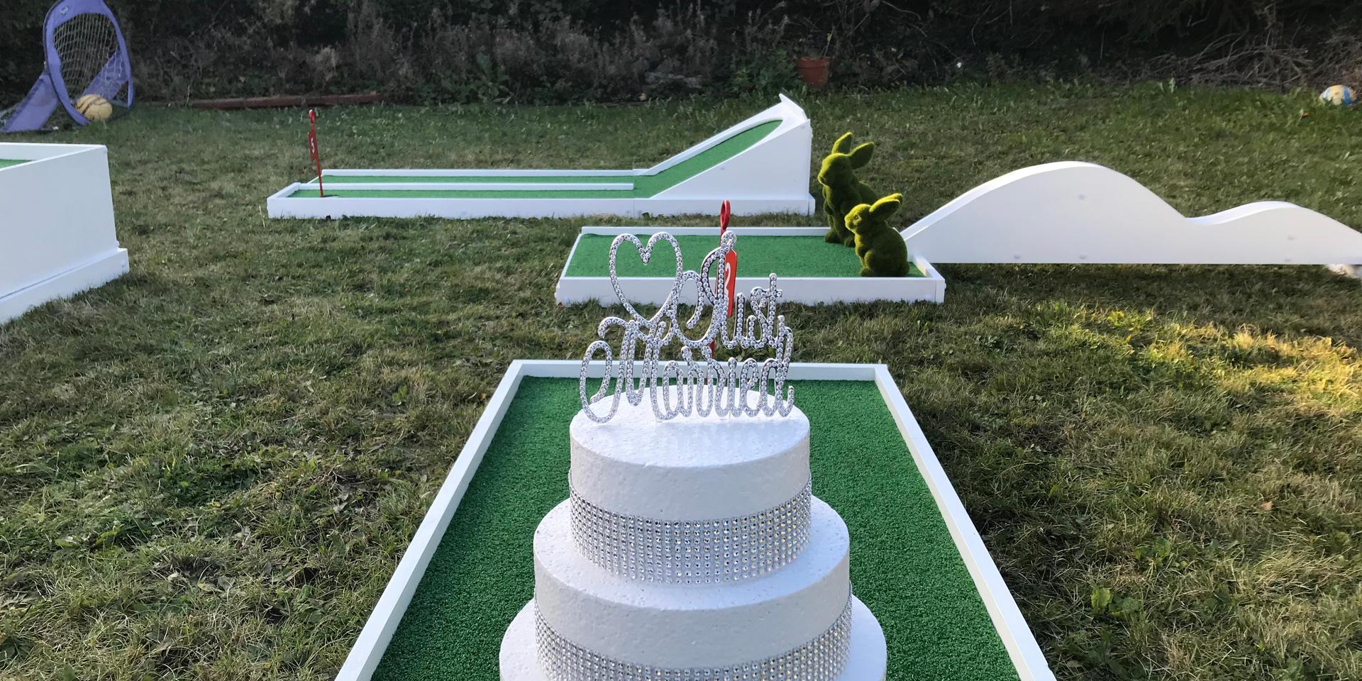 Mini Golf Hire South East England