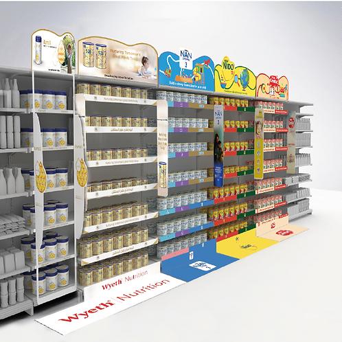 Category In Store Branding
