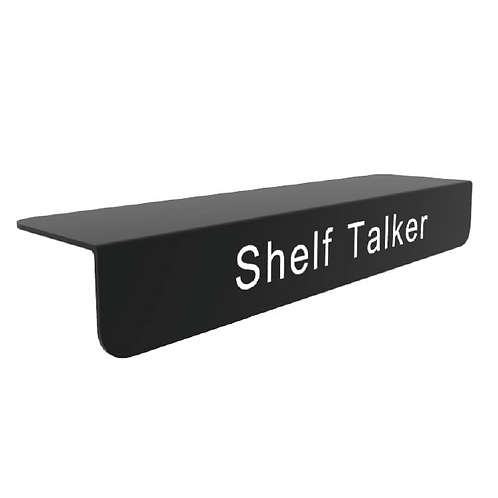 Shelf Tray Branding