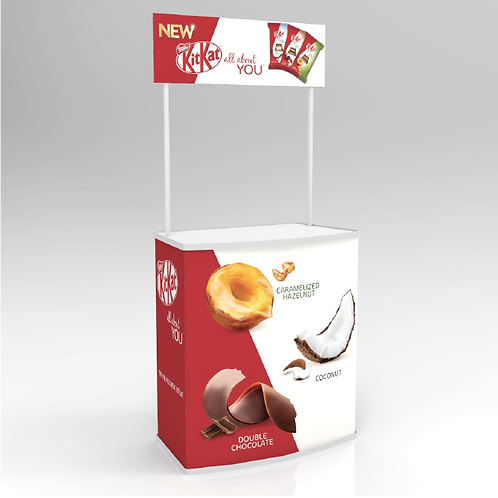 Promotional Print-Ready Displays