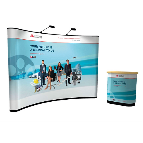 Promotional Print-Ready Displays
