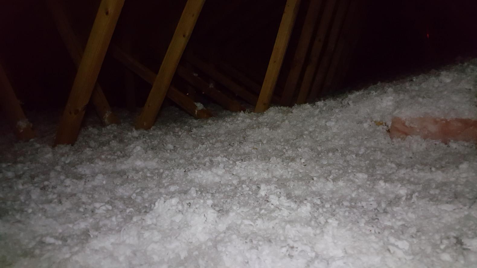 Adequate insulation