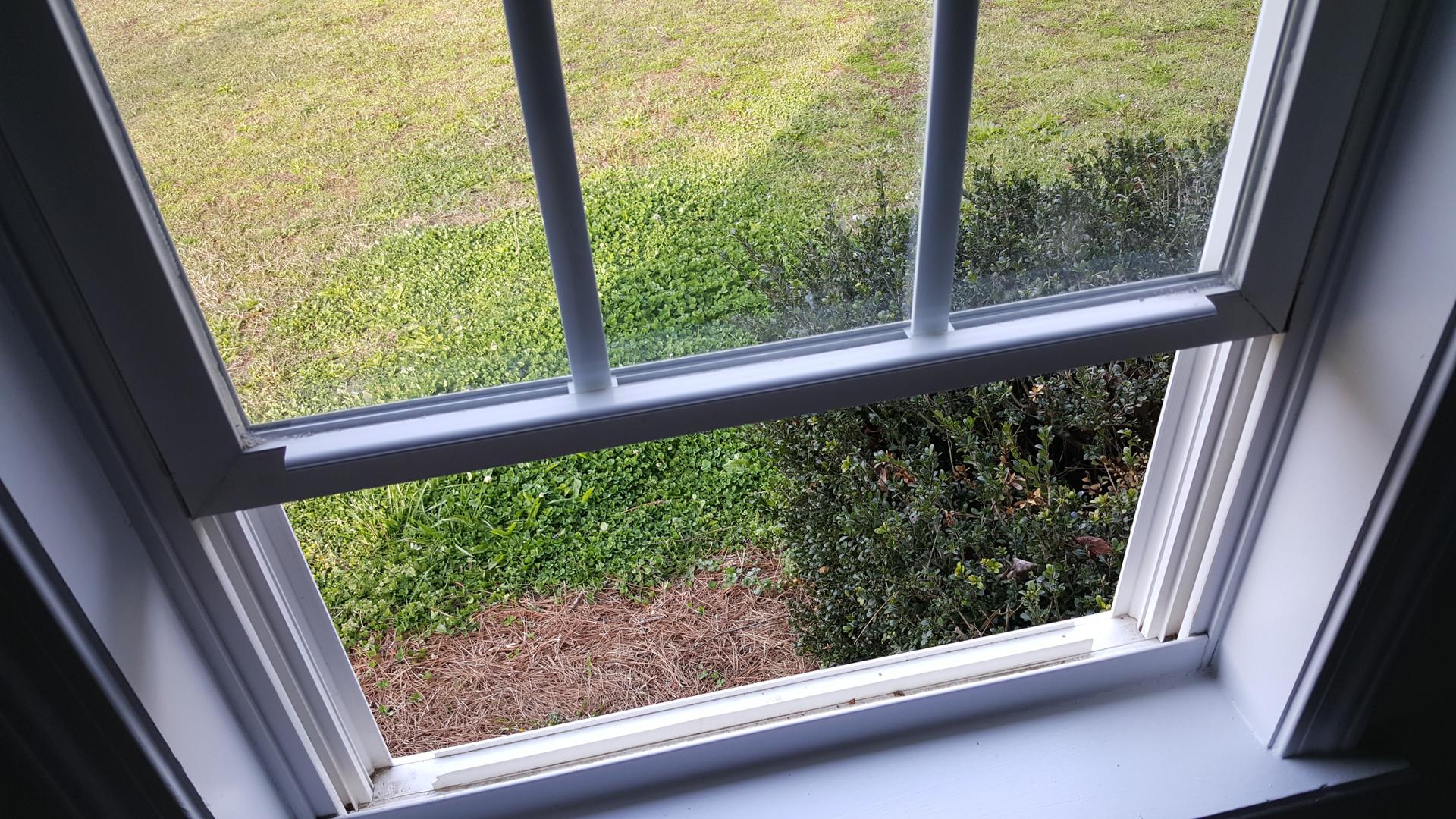 Failed window balance_