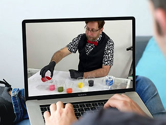 Colorimetria on-line