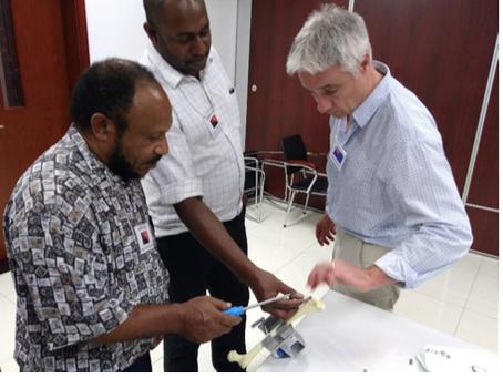 Samoa PIOA Paediatric/Tumour module 2018