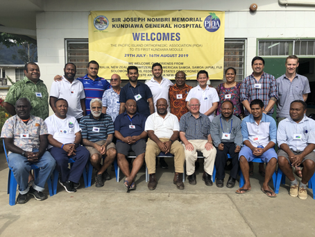 Papua New Guinea Visit 2019