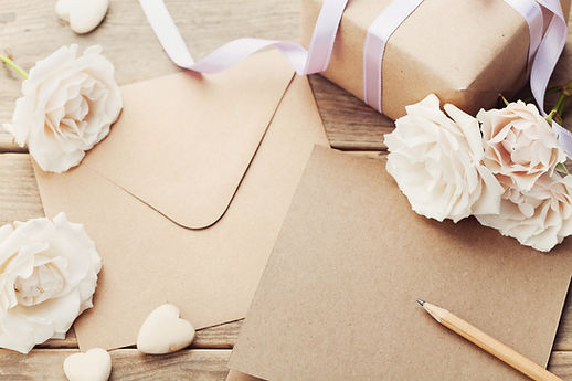 Wedding Welcome Gift and Stationery