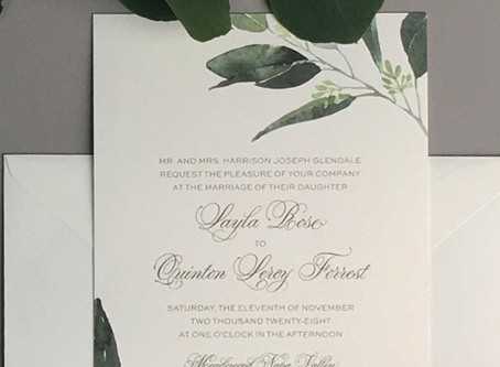 10 Things to Know Before Buying Wedding Invitations