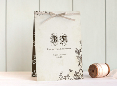 """The """"Other"""" Wedding Stationery"""