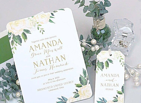 What to Expect at Your Wedding Invitation Appointment