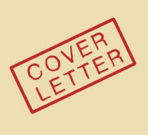 We've Got You Cover(letter)ed