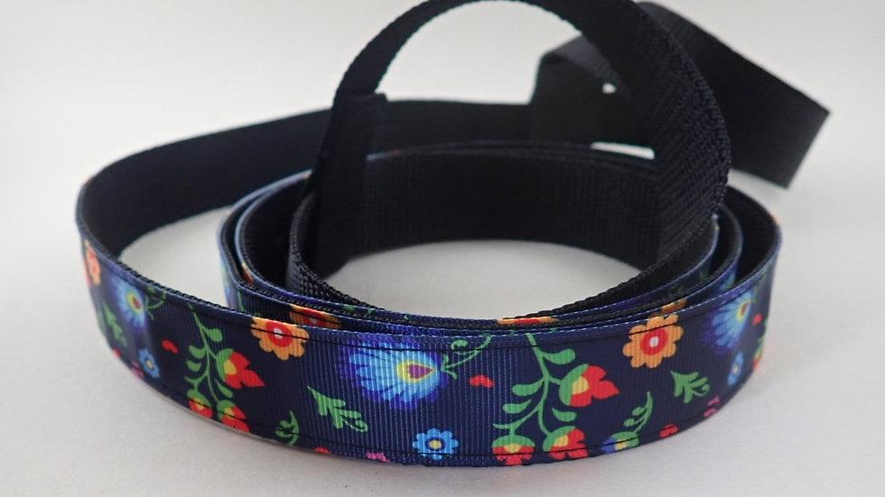 Wonderland Flowers-Skate leash