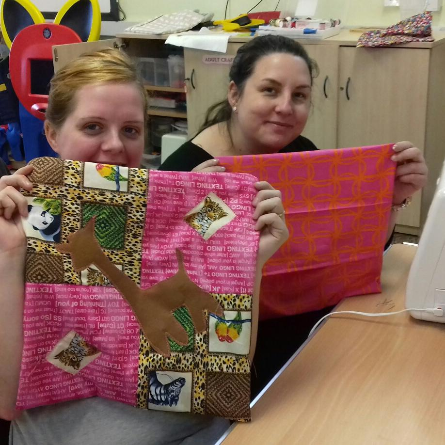 community sewing workshop