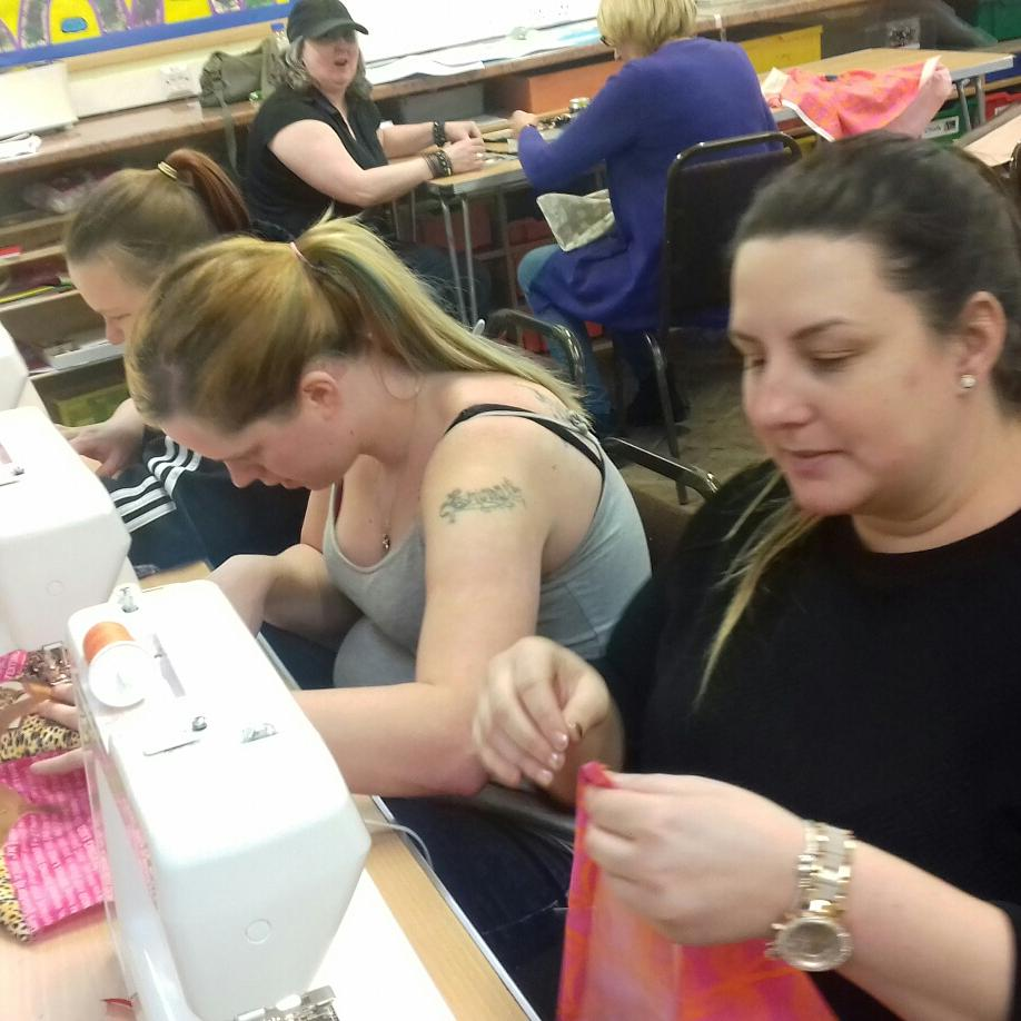 Sew Swansea community sewing