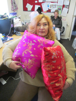 community sewing for empowerment