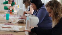 community sewing sew swansea