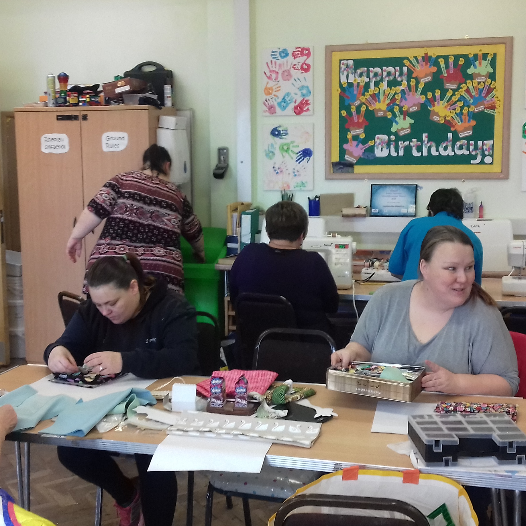 social sewing swansea