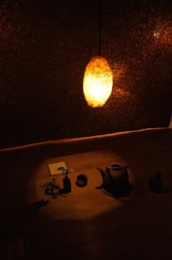 Private tea & sound at andong tea house