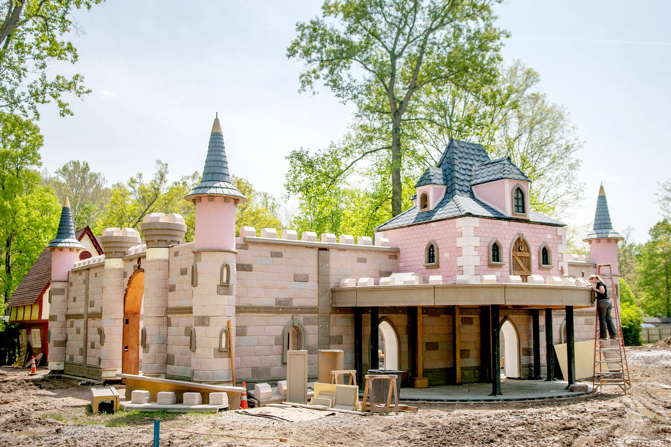 Idewild Castle