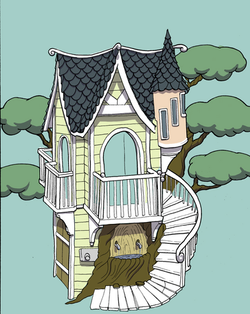 Victorian Treehouse