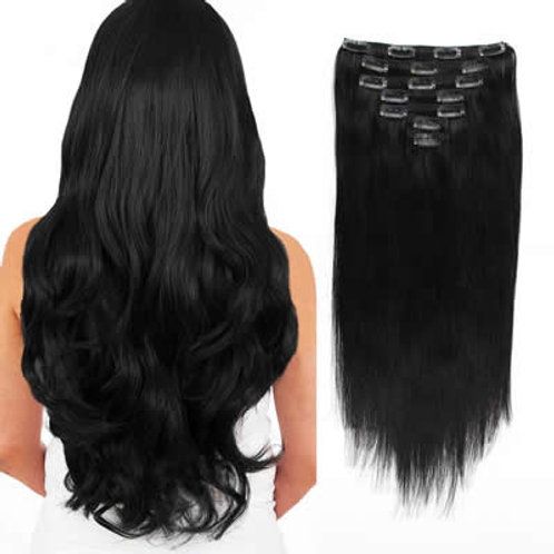 Straight Clip-Ins Hair Extension