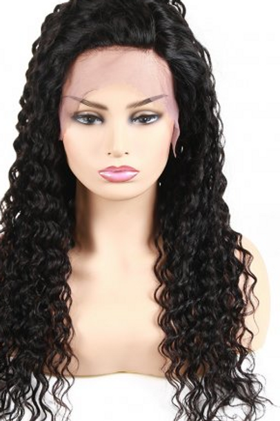 Krimply Curl Full Lace Wig