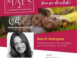 5º seminário internacional de mães